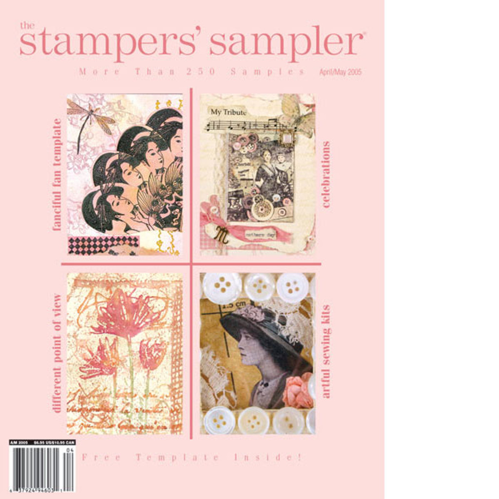 The Stampers' Sampler Apr/May 2005