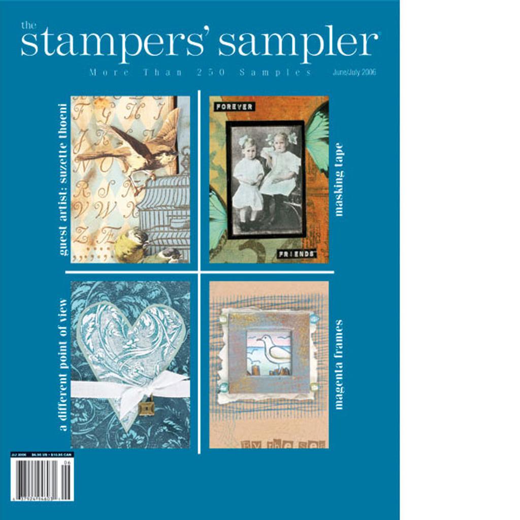 The Stampers' Sampler Jun/Jul 2006