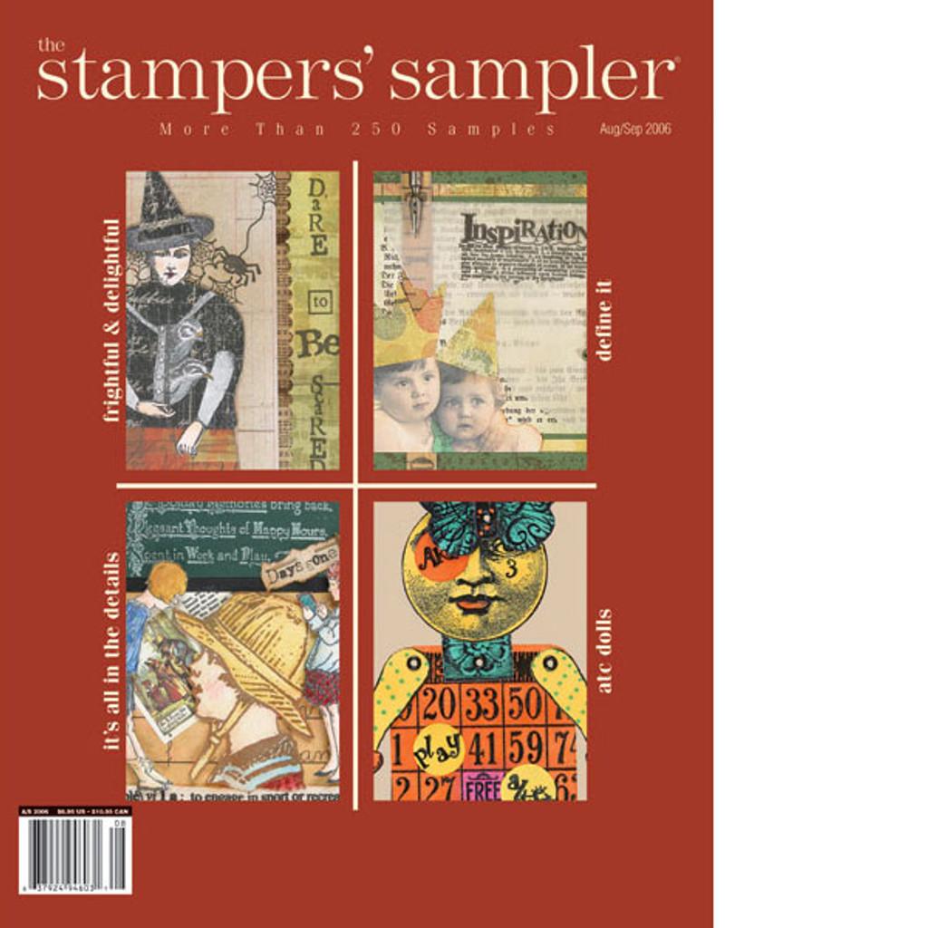 The Stampers' Sampler Aug/Sep 2006