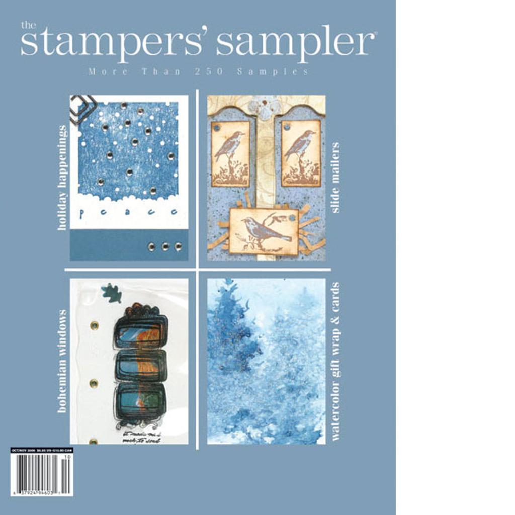 The Stampers' Sampler Oct/Nov 2006
