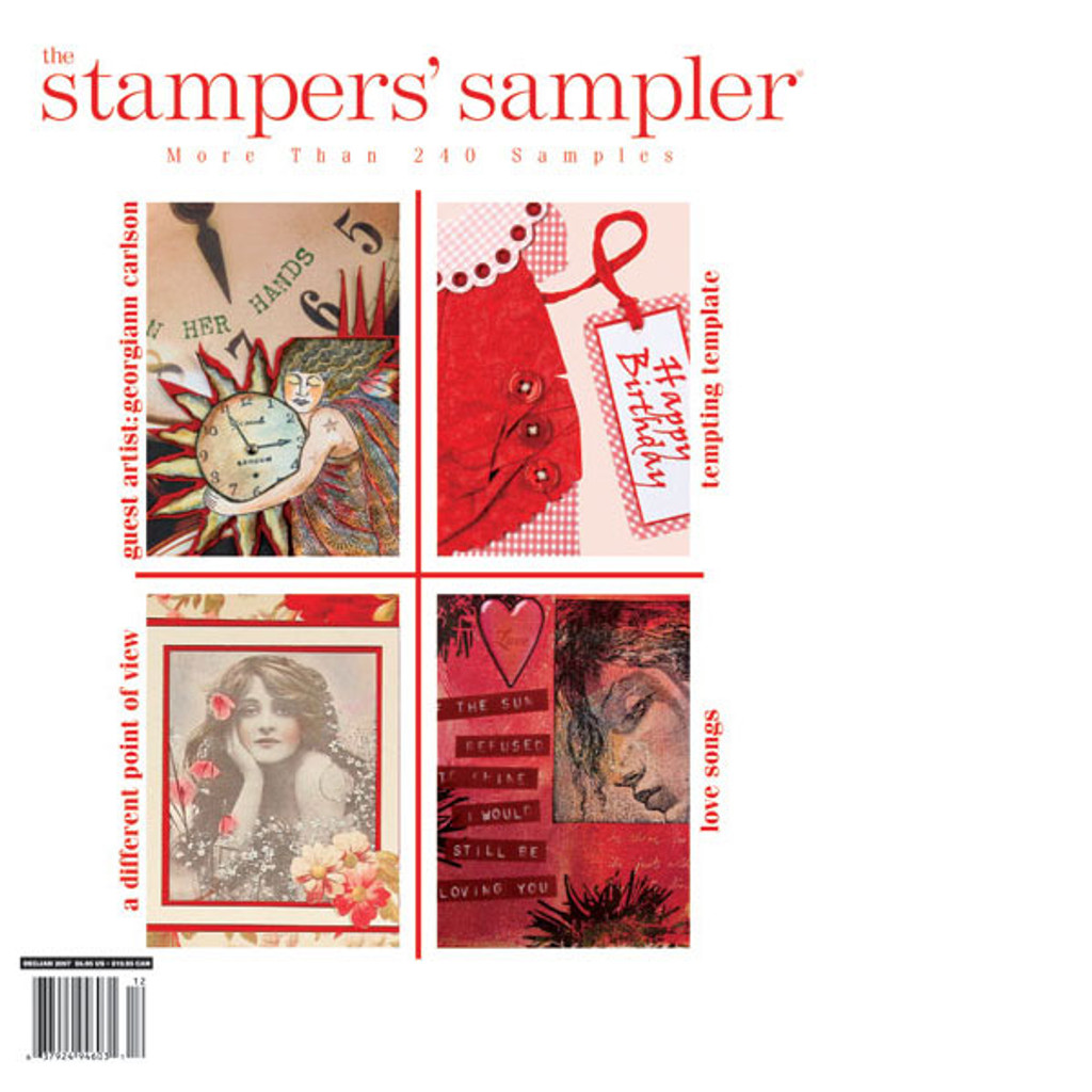 The Stampers' Sampler Dec/Jan 2007