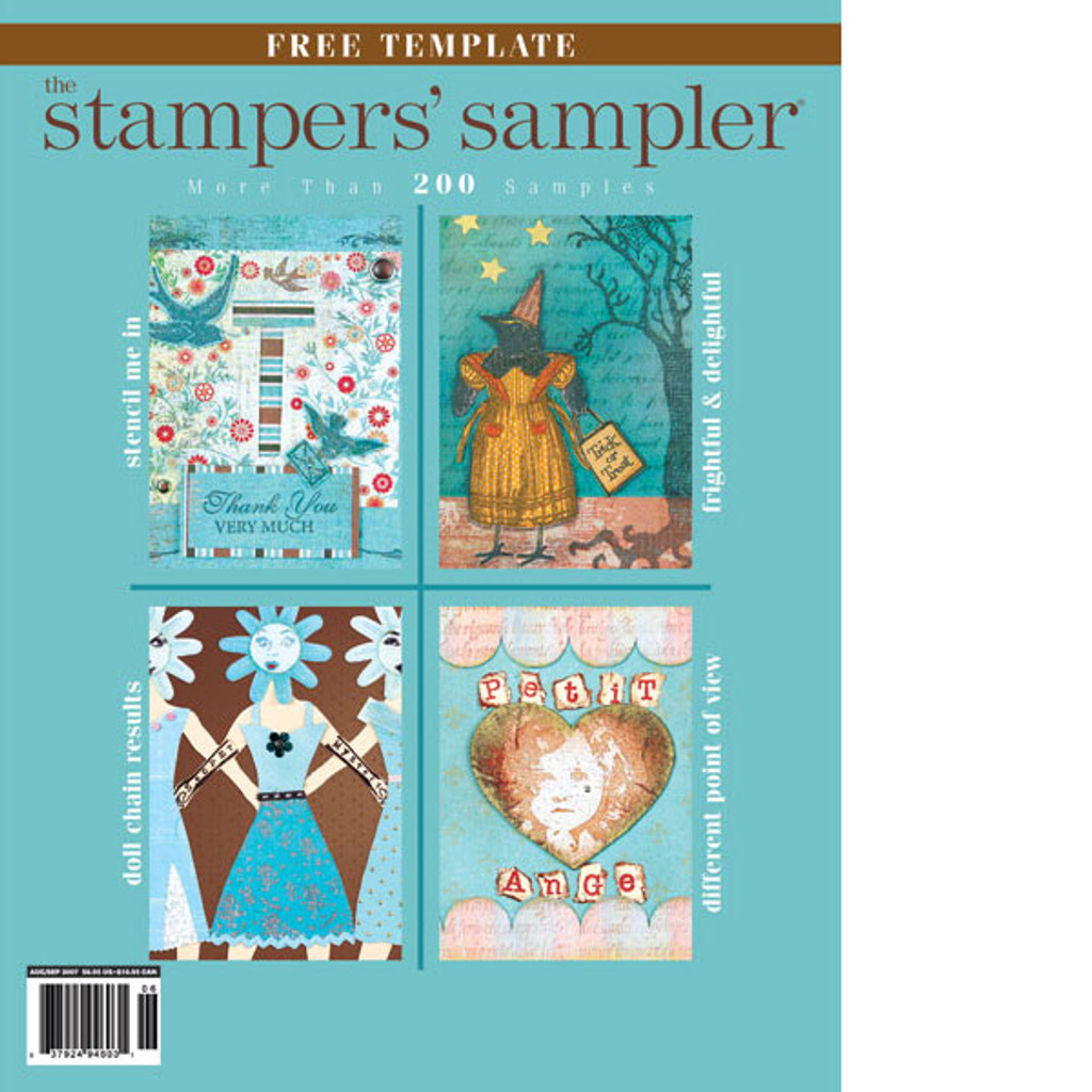 The Stampers' Sampler Aug/Sep 2007