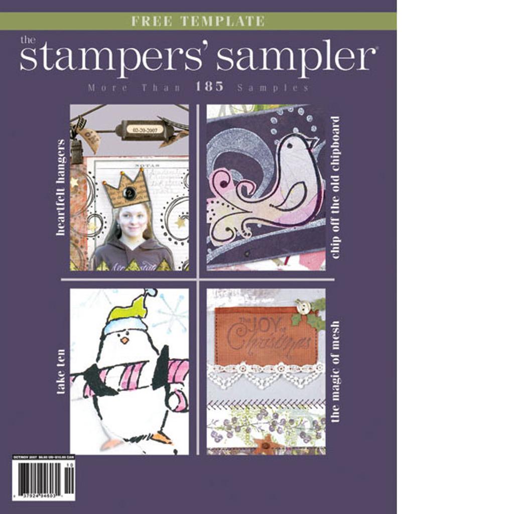 The Stampers' Sampler Oct/Nov 2007
