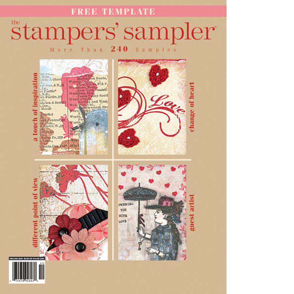 The Stampers' Sampler Dec/Jan 2008