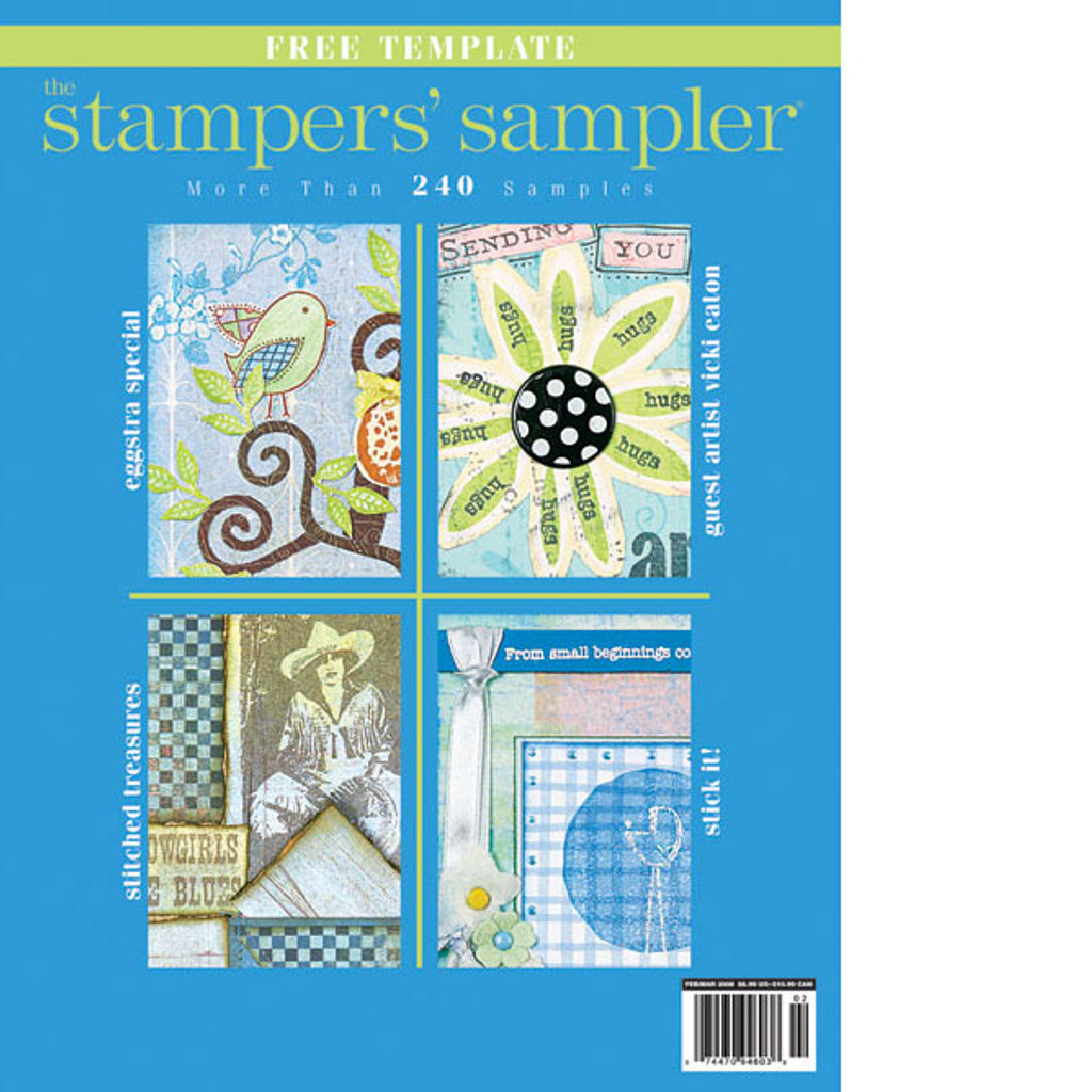 The Stampers' Sampler Feb/Mar 2008