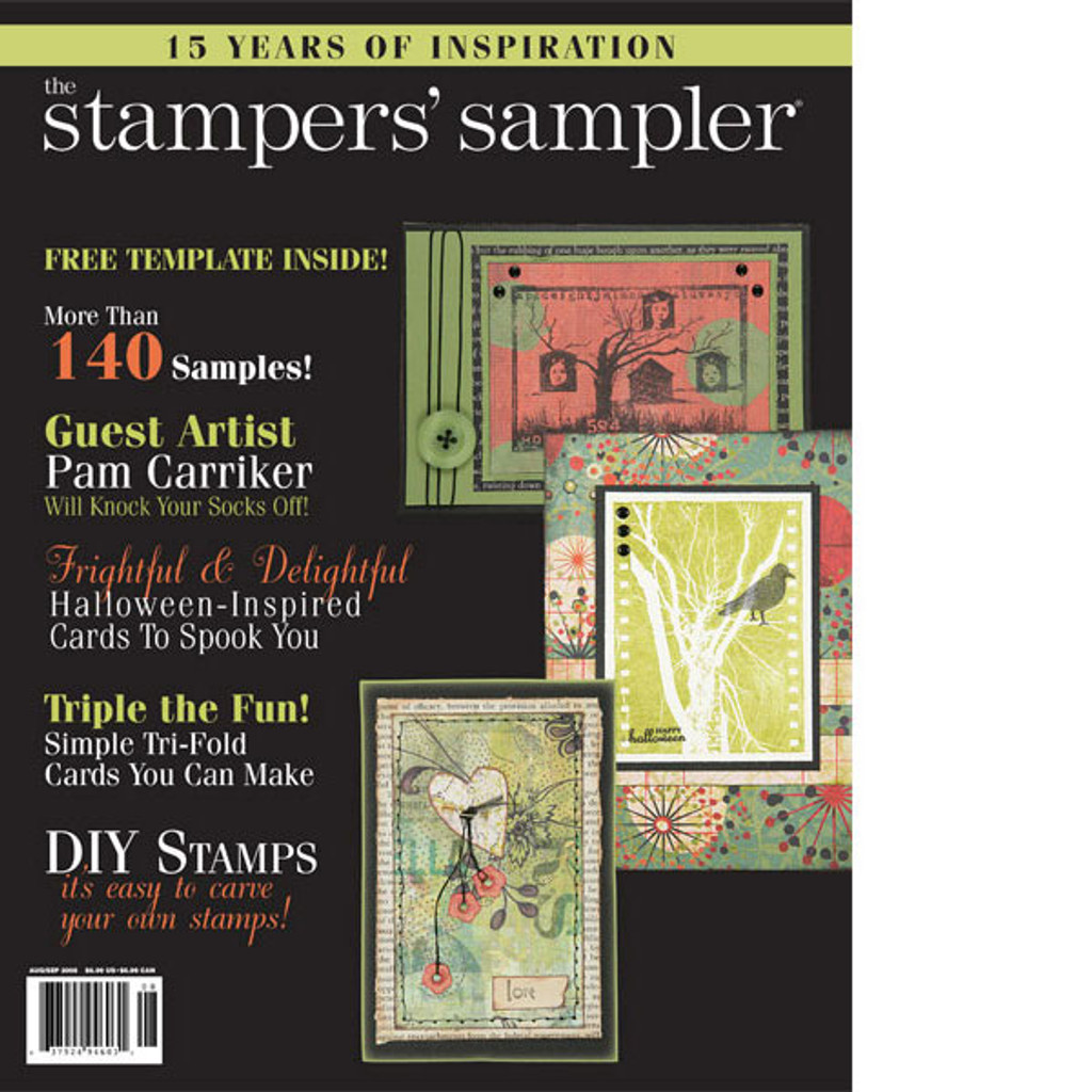 The Stampers' Sampler Aug/Sep 2008