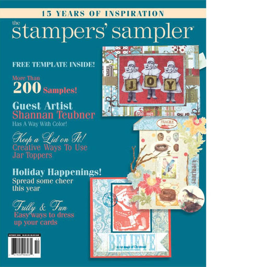 The Stampers' Sampler Oct/Nov 2008
