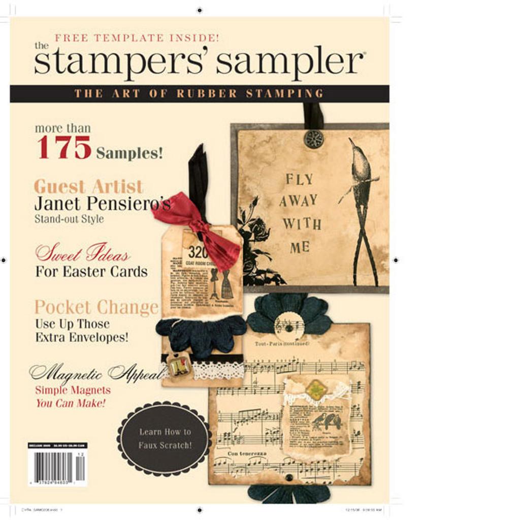 The Stampers' Sampler Feb/Mar 2009
