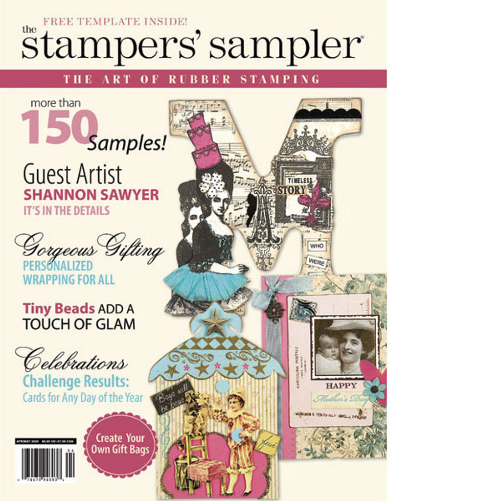 The Stampers' Sampler Apr/May 2009