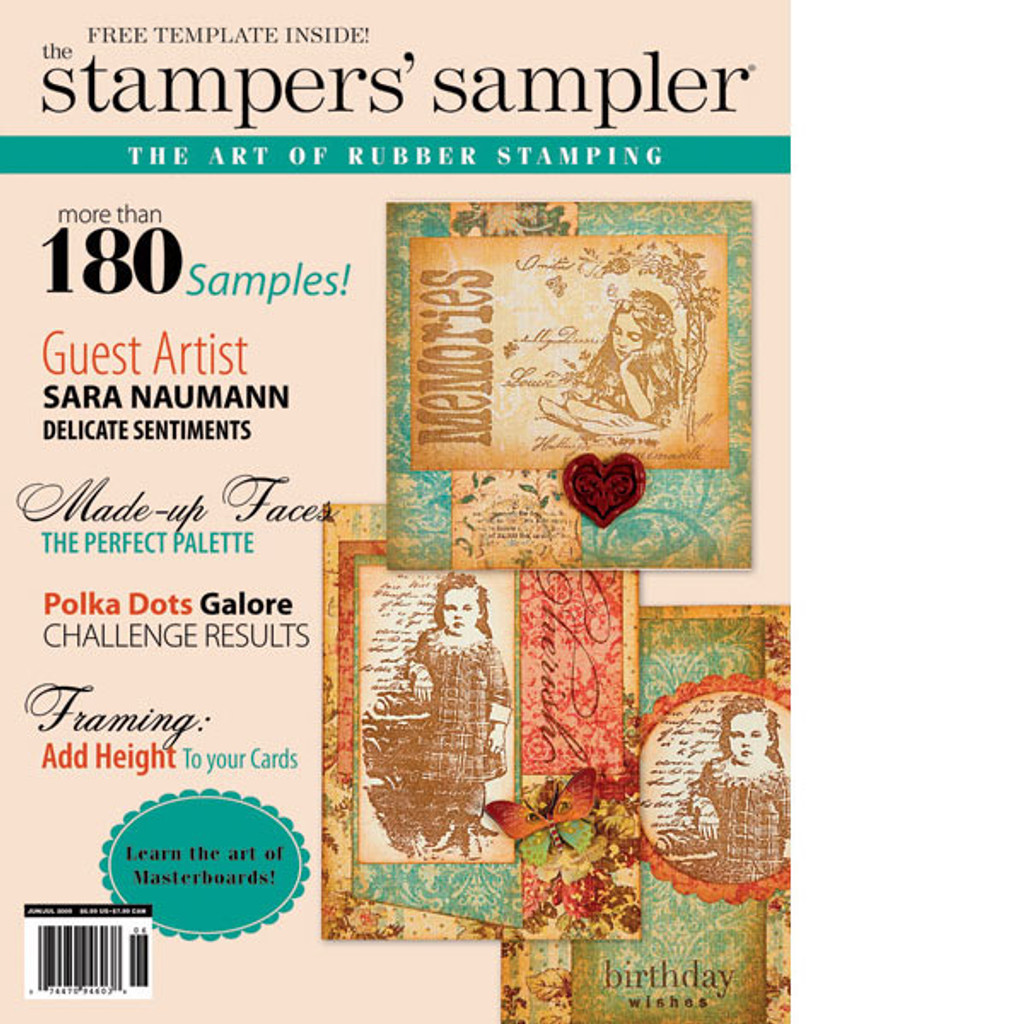 The Stampers' Sampler Jun/Jul 2009