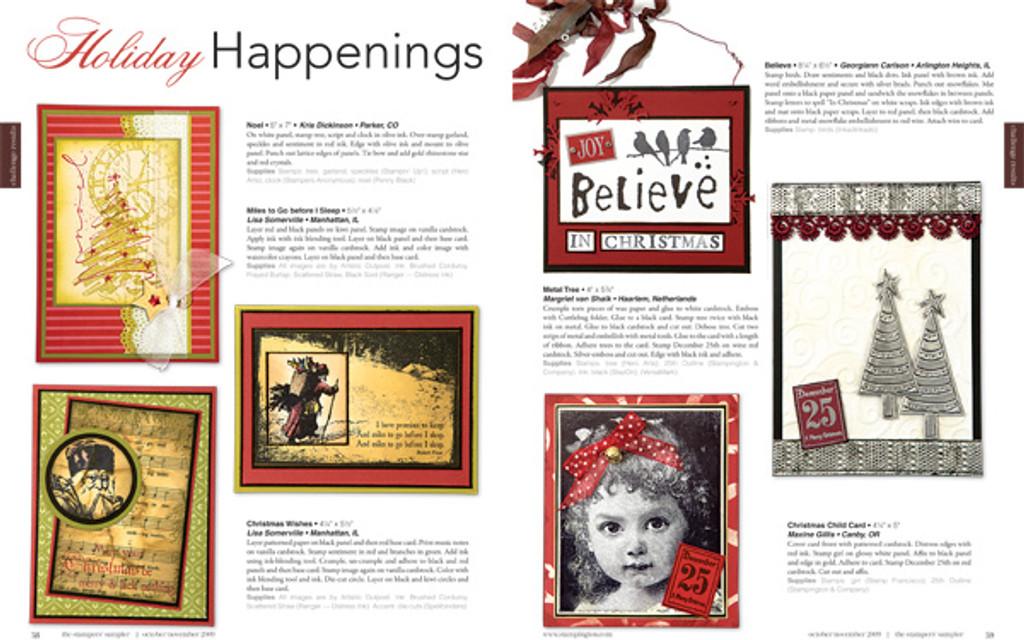 The Stampers' Sampler Oct/Nov 2009