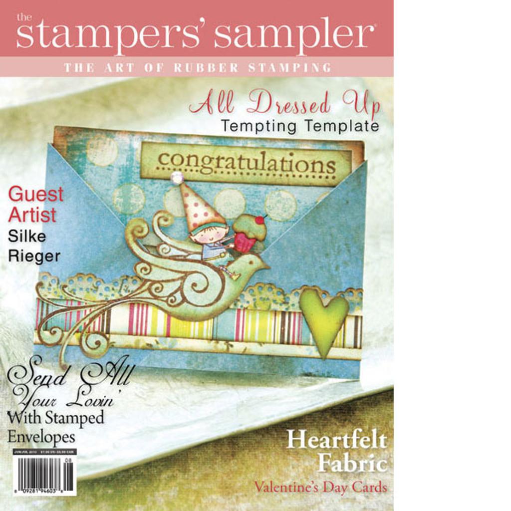 The Stampers' Sampler Dec/Jan 2011