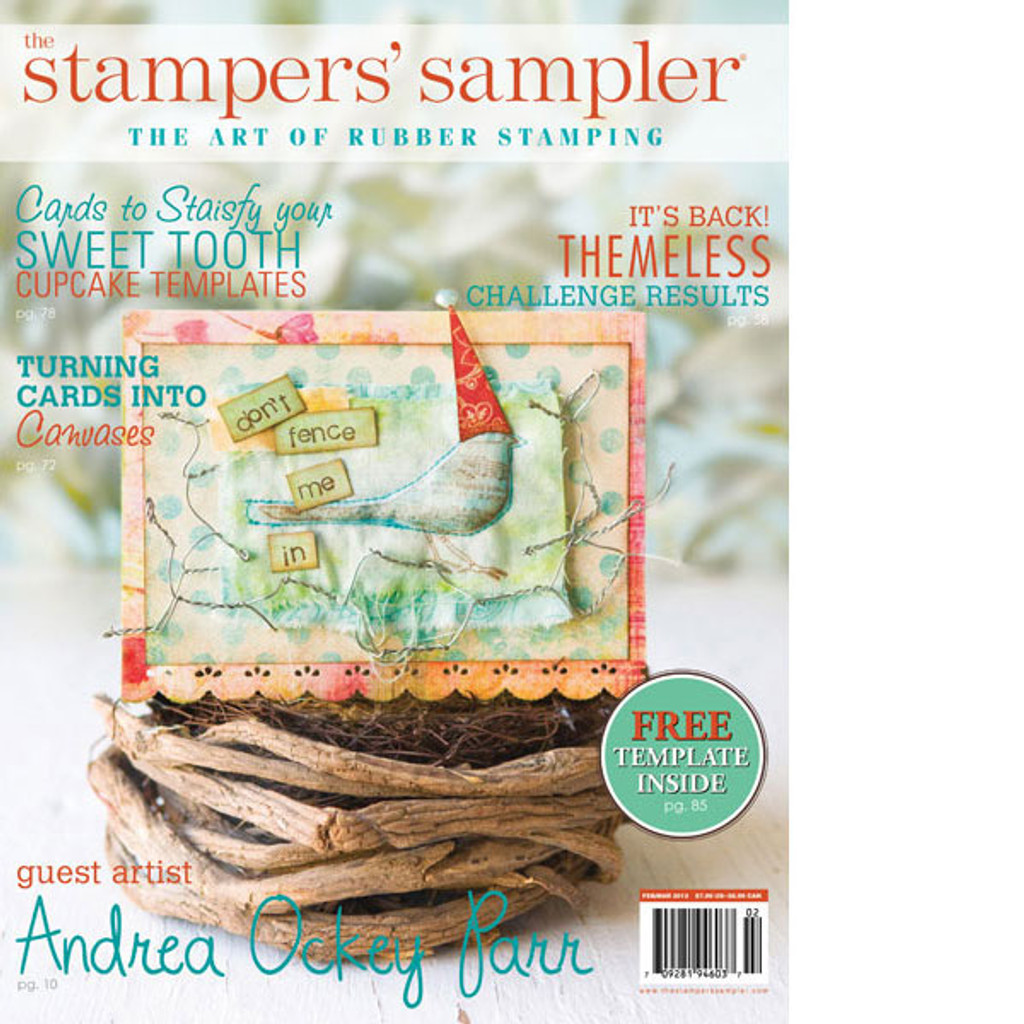 The Stampers' Sampler Feb/Mar 2012