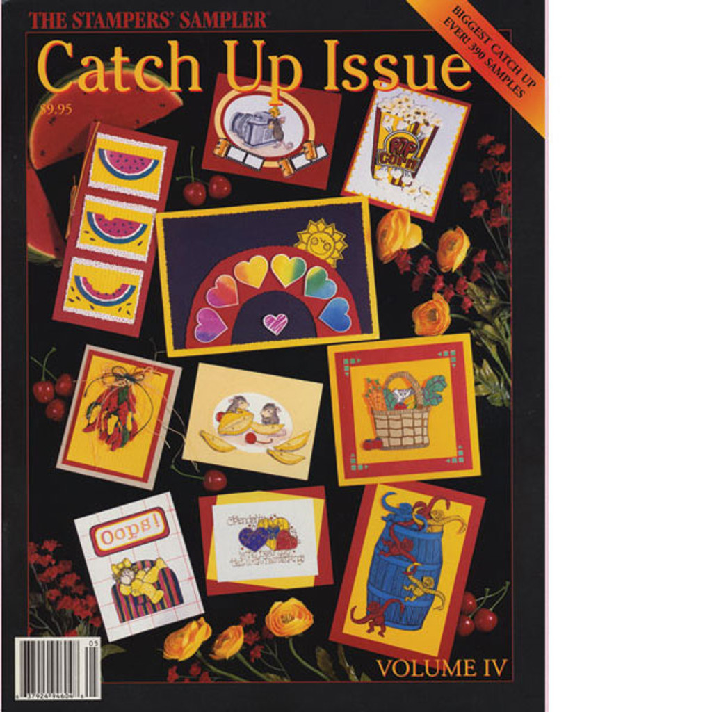 Catch Up Issue 2000 Volume 4