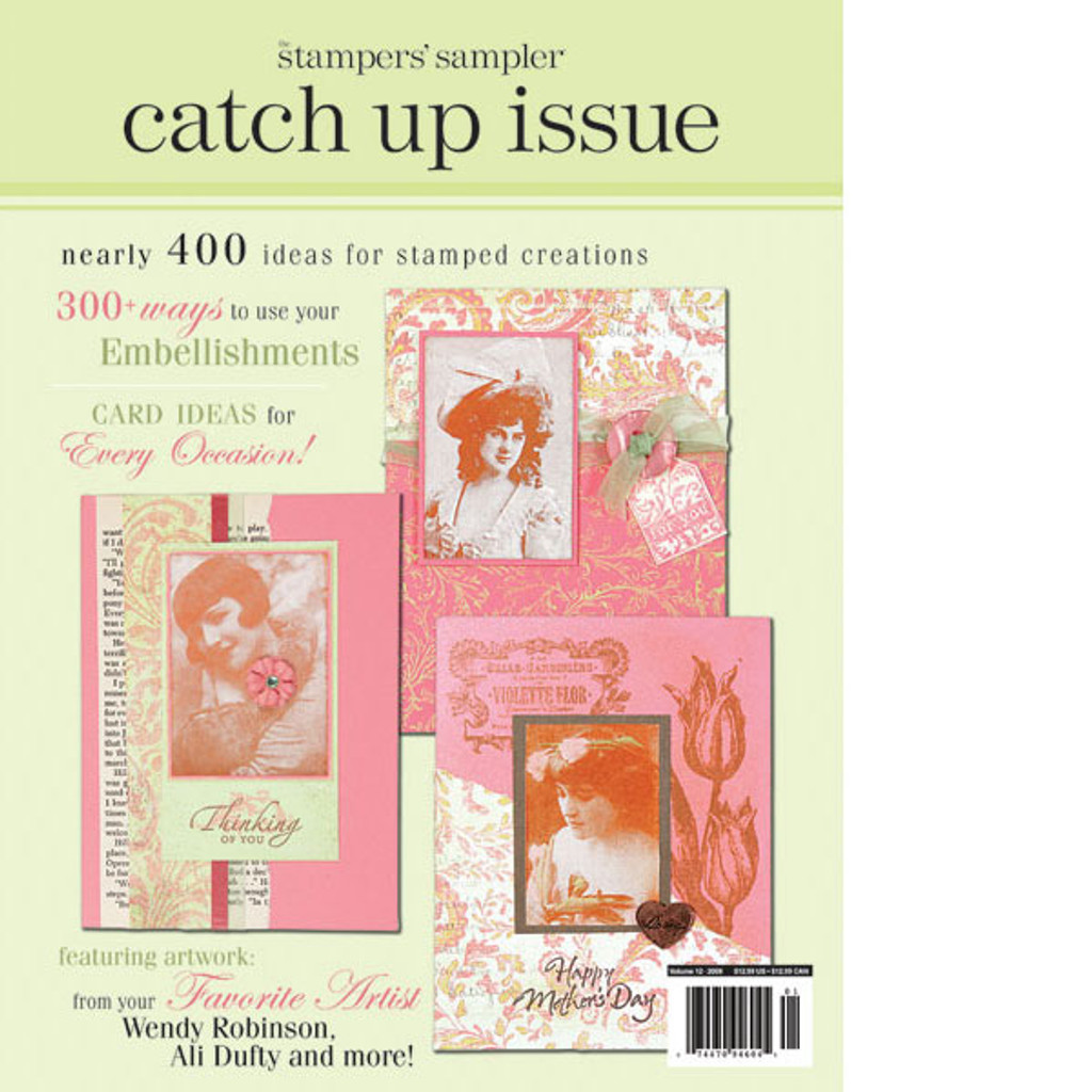 Catch Up Issue 2008 Volume 12