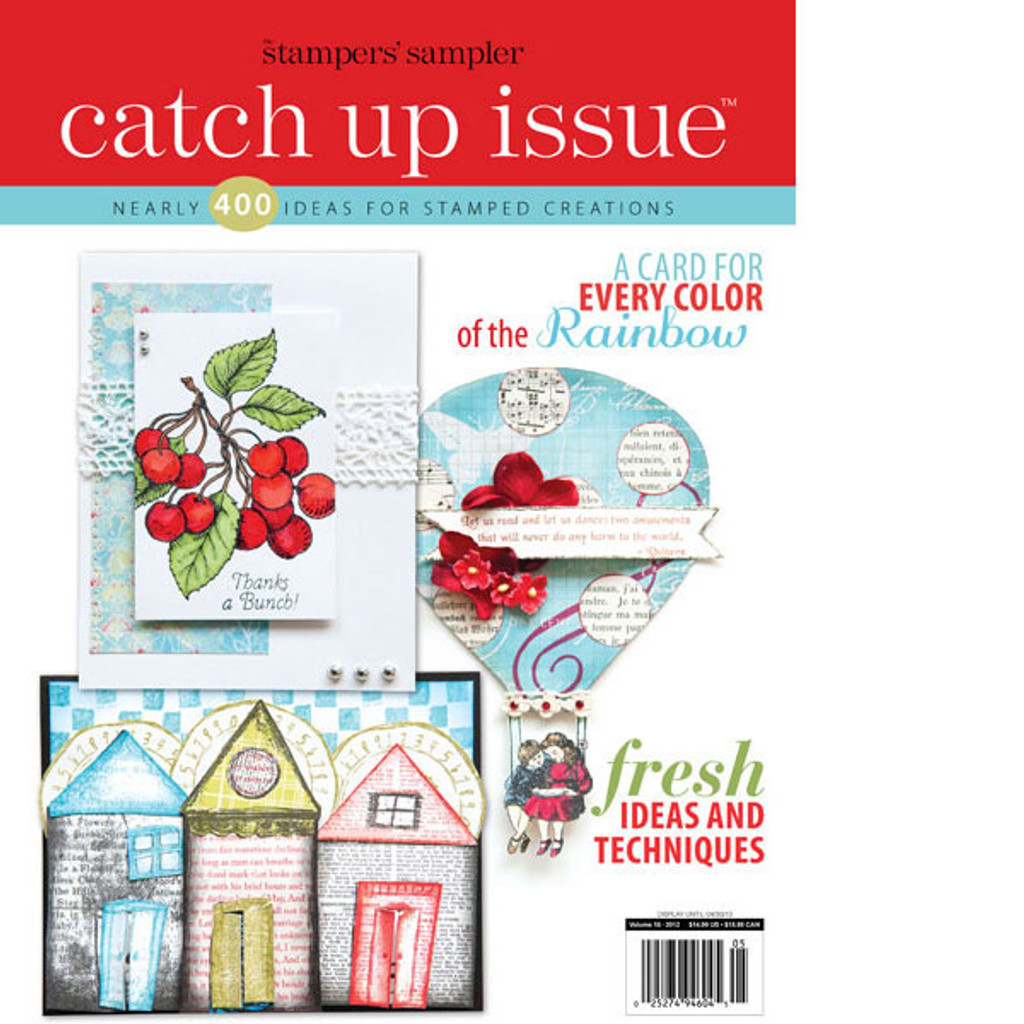 Catch Up Issue 2012 Volume 16