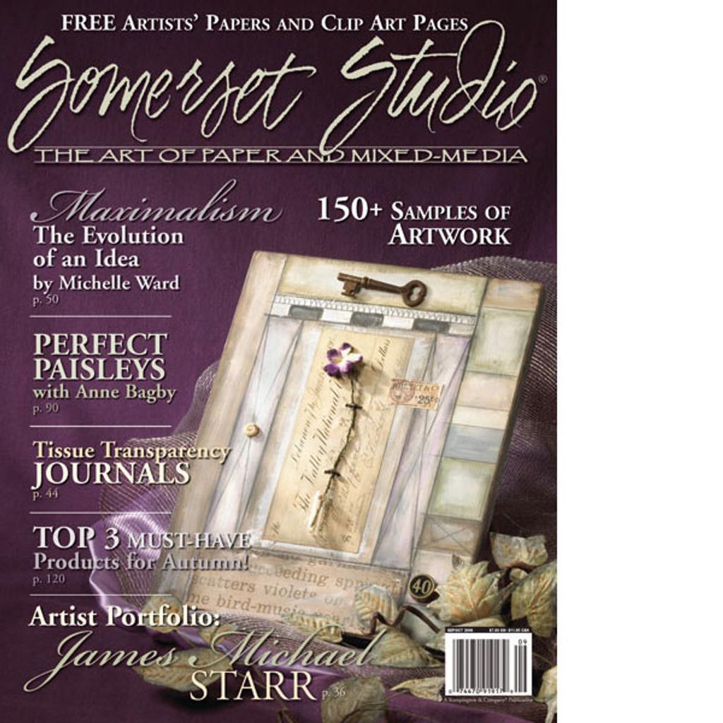 Somerset Studio Sep/Oct 2006