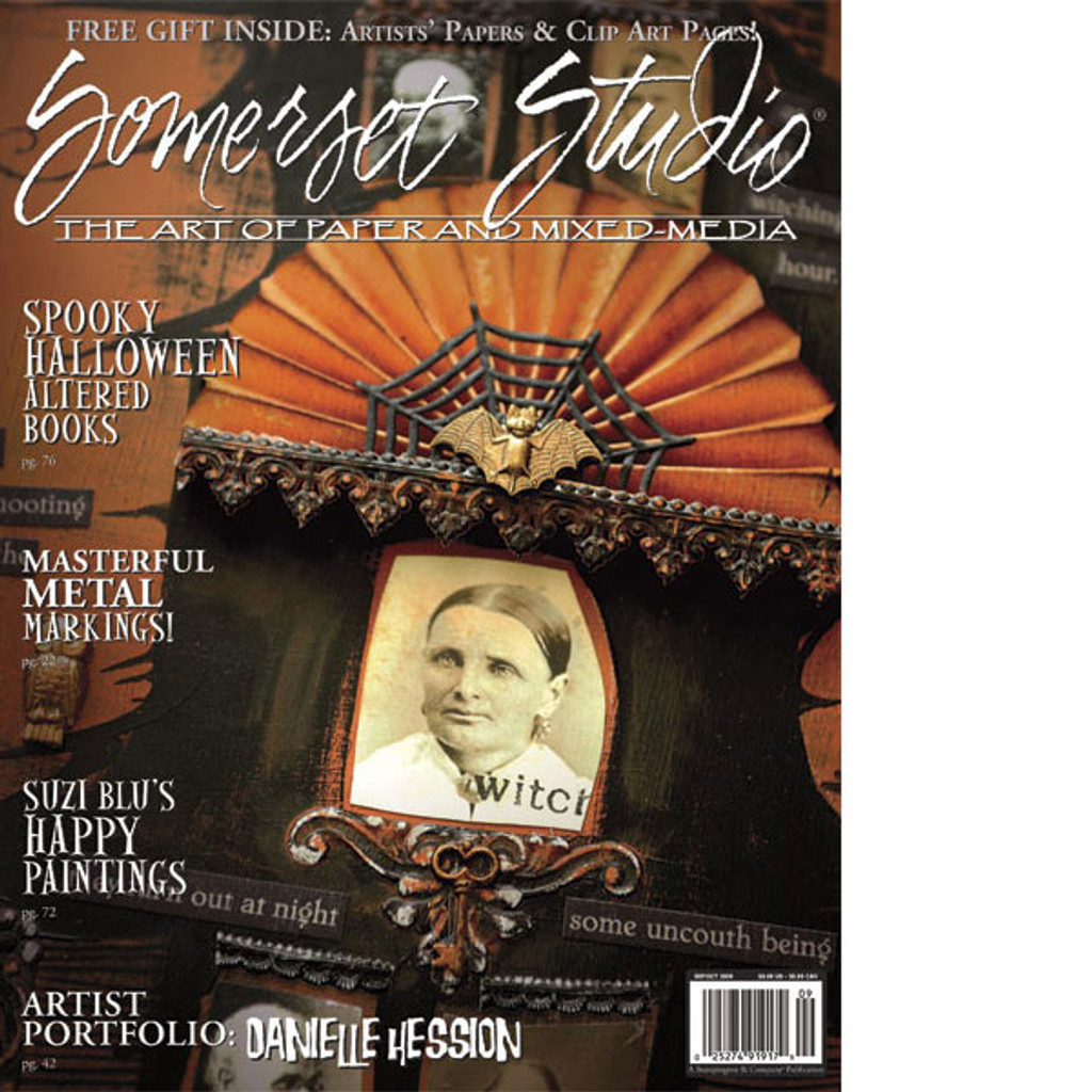 Somerset Studio Sep/Oct 2009