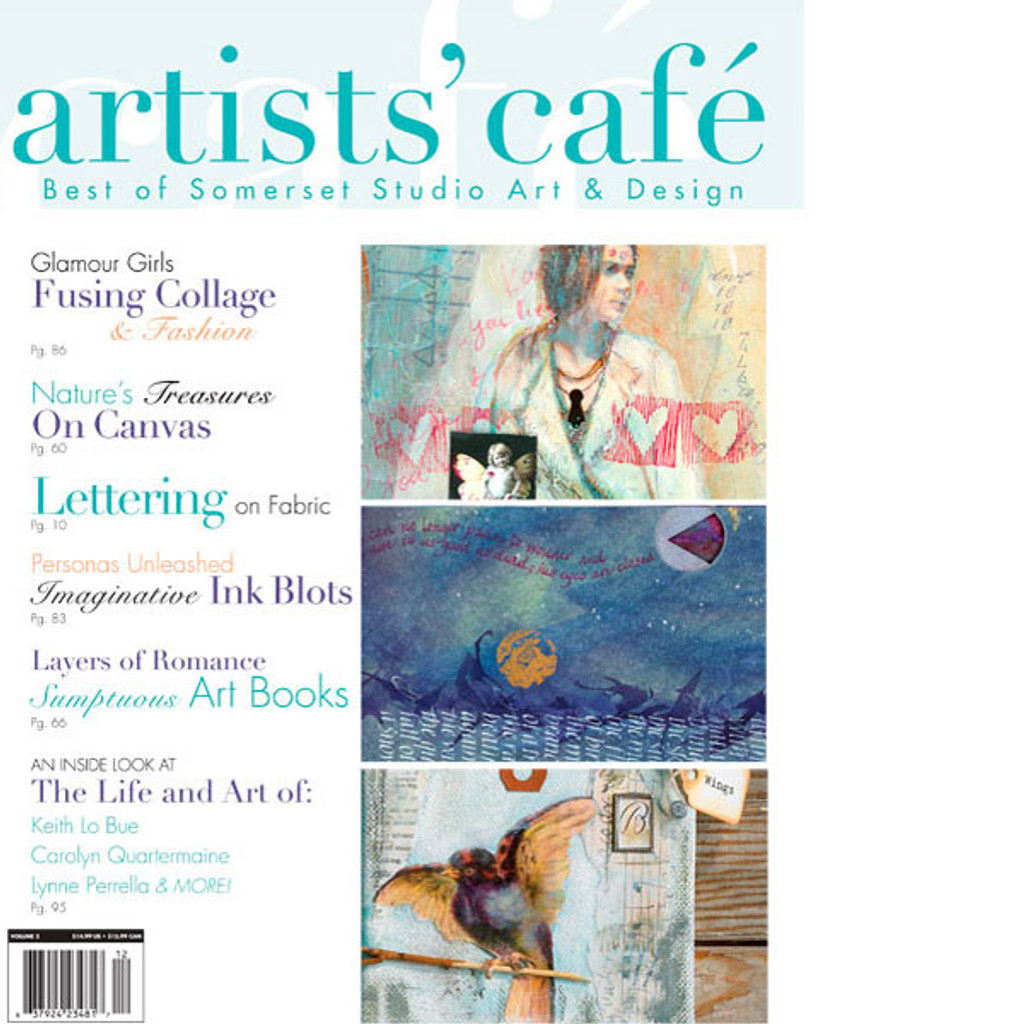 Artists' Cafe 2009 Volume 3