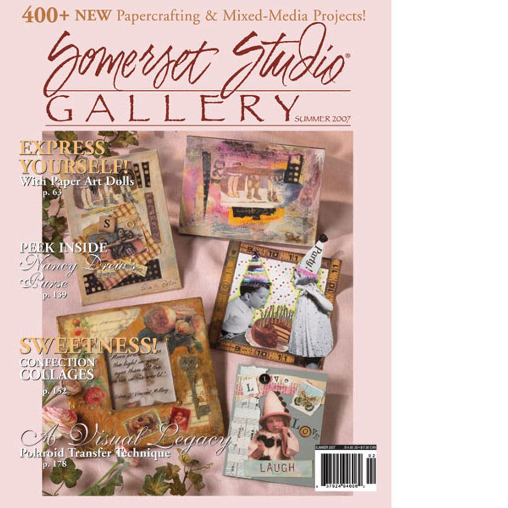 Somerset Studio Gallery Summer 2007