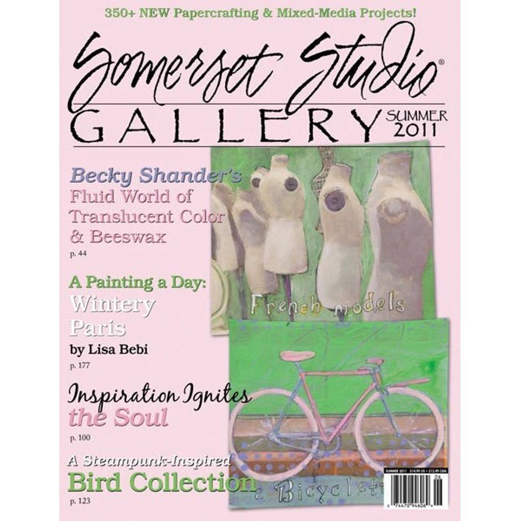 Somerset Studio Gallery Summer 2011