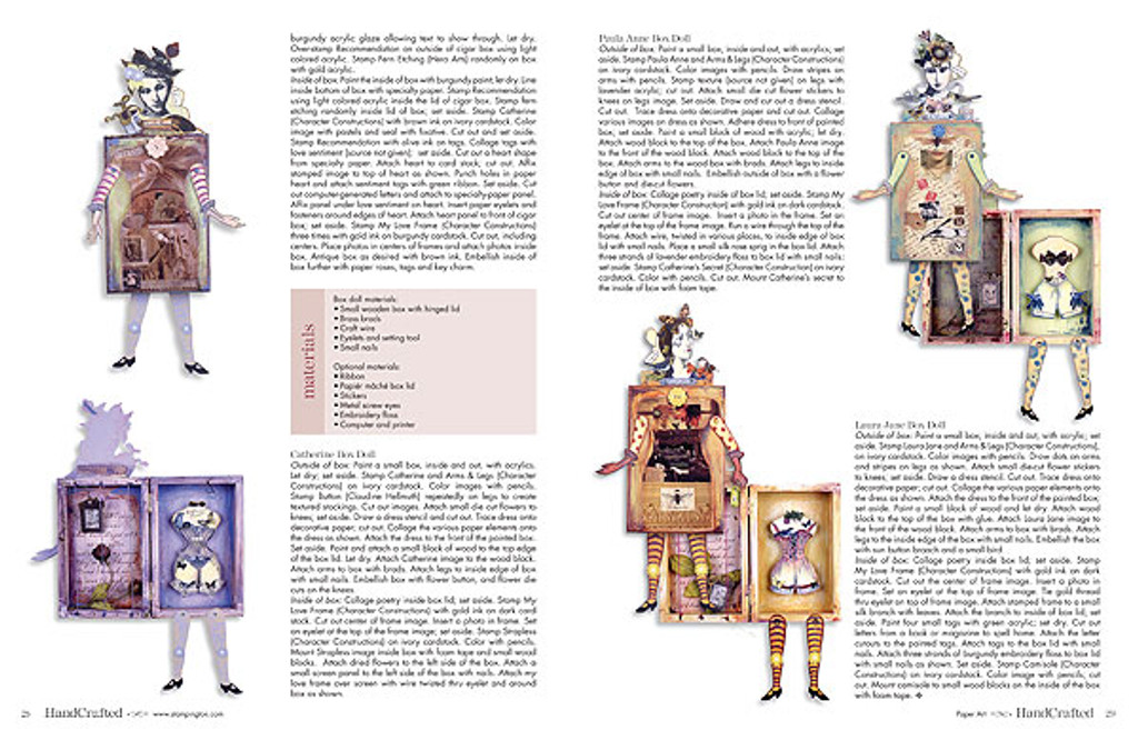HandCrafted 2006 Volume 2