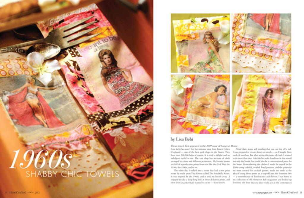 HandCrafted 2011 Volume 7