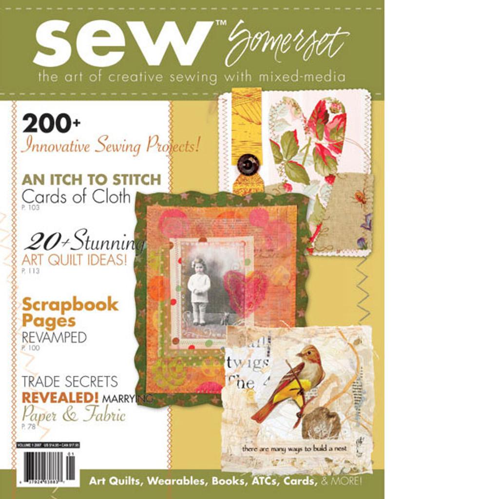Sew Somerset 2007 Volume 1