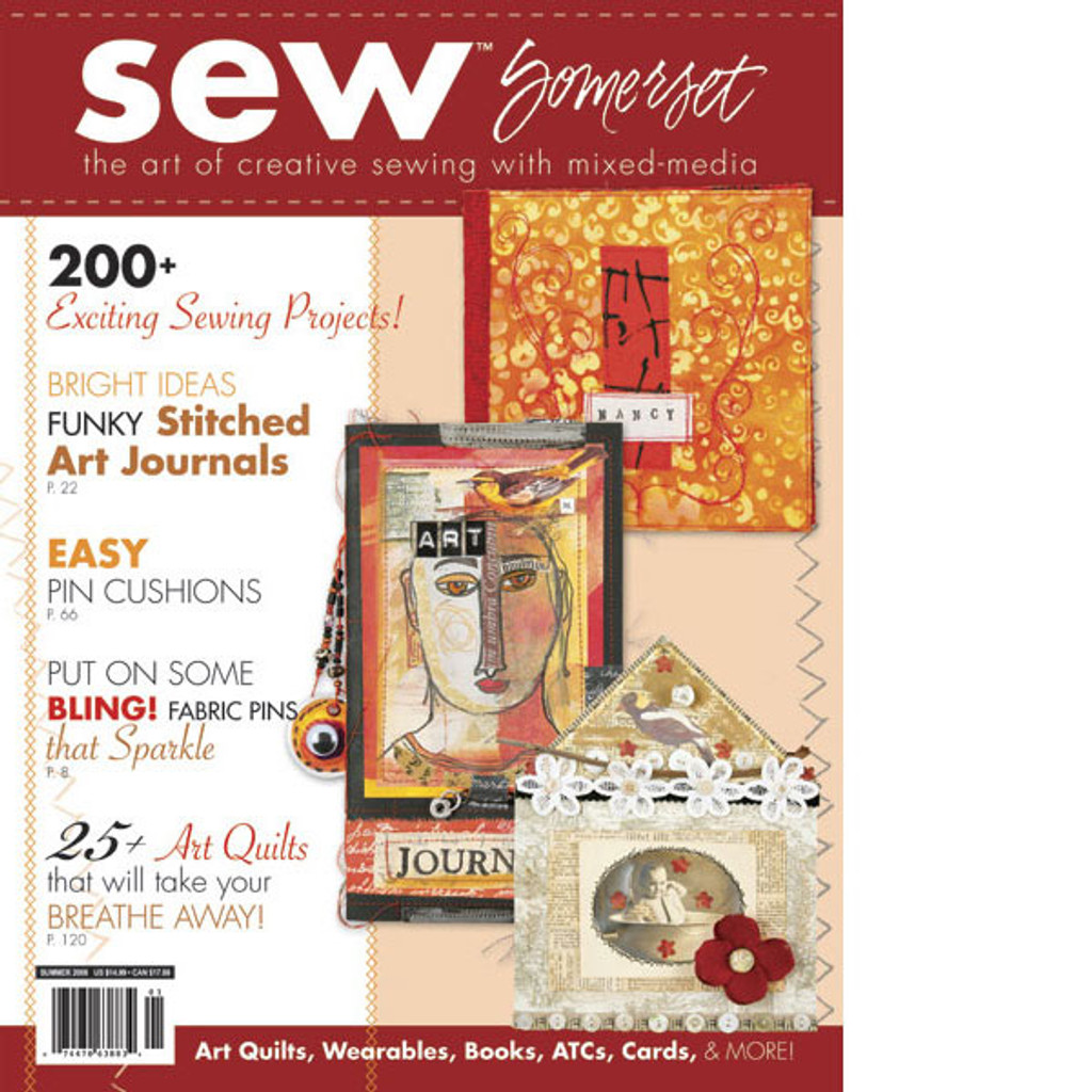 Sew Somerset Summer 2008