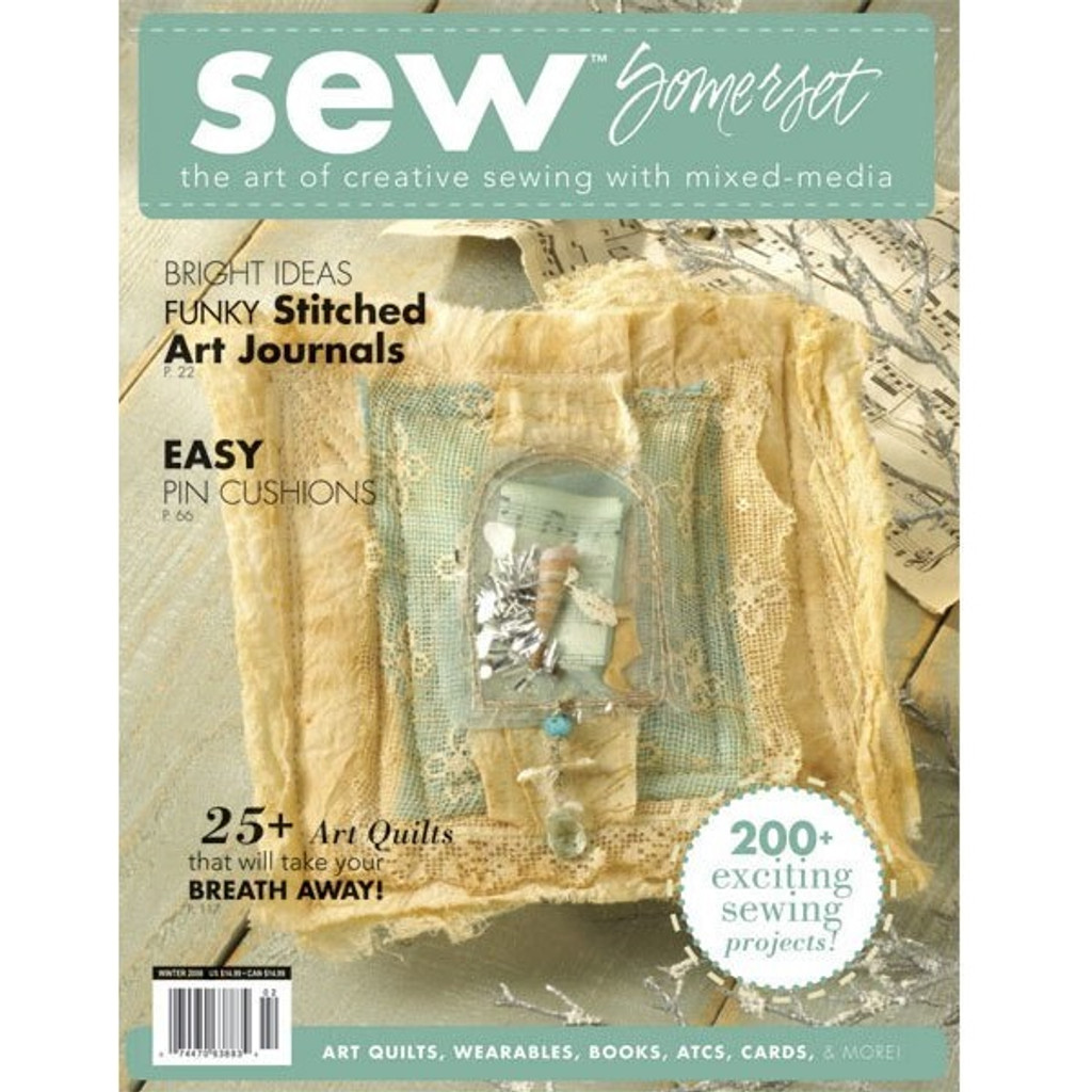 Sew Somerset Winter 2009