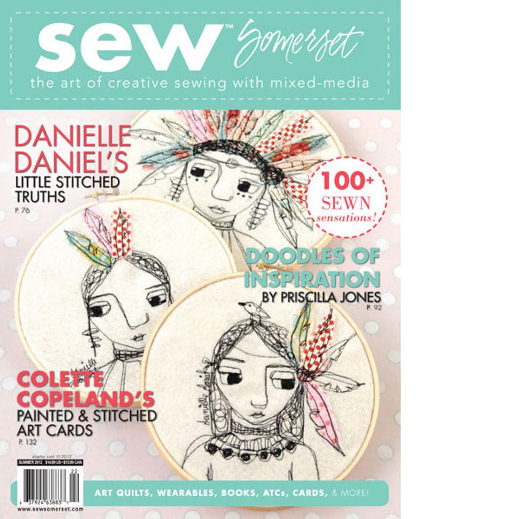 Sew Somerset Summer 2012