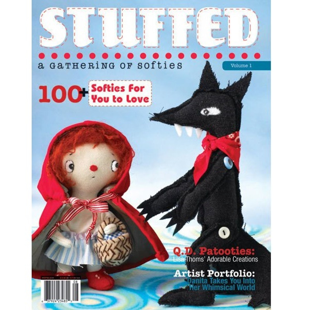 Stuffed Winter 2009 Volume 1