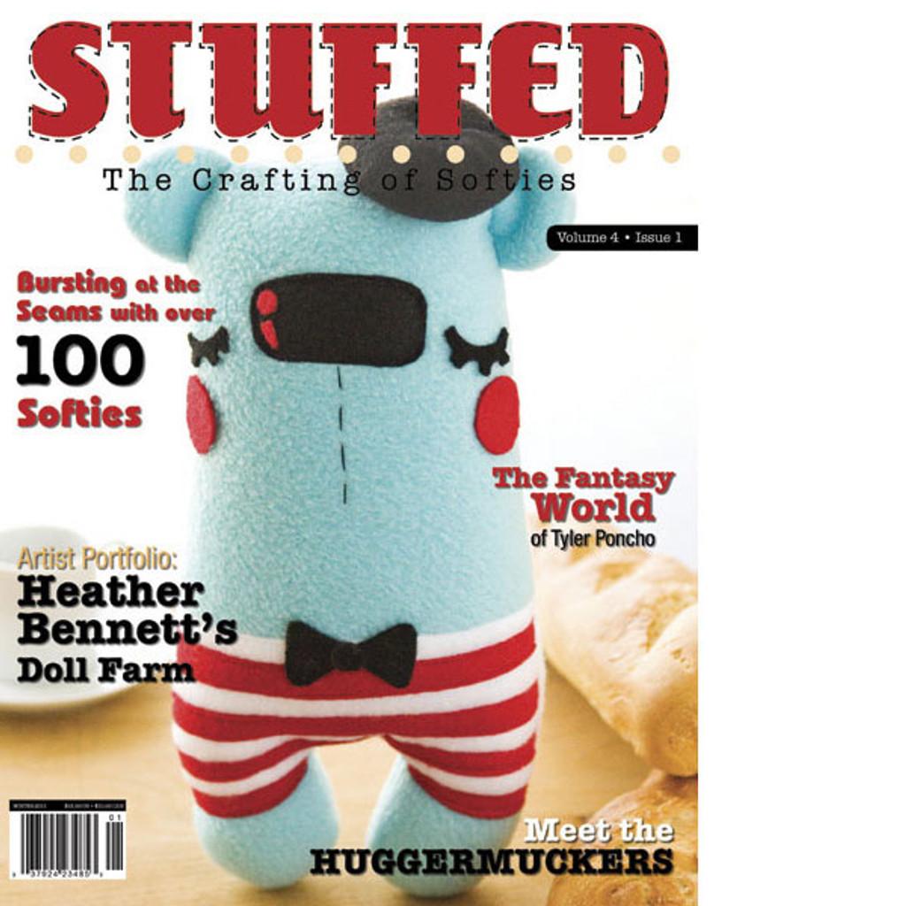Stuffed Winter 2011