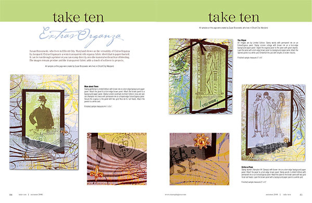 Take Ten Autumn 2006