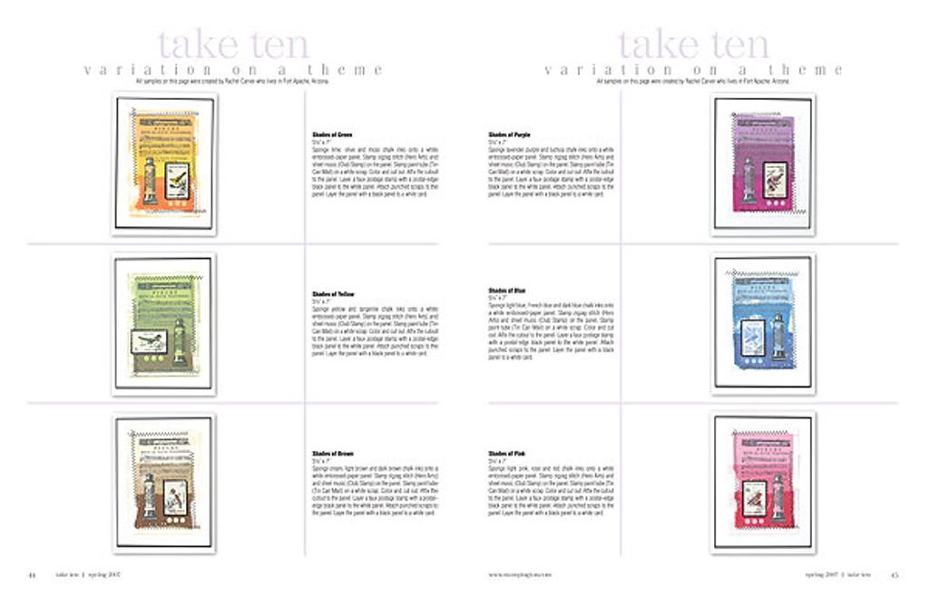 Take Ten Spring 2007