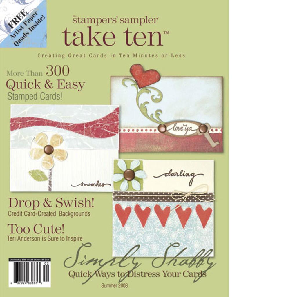 Take Ten Summer 2008
