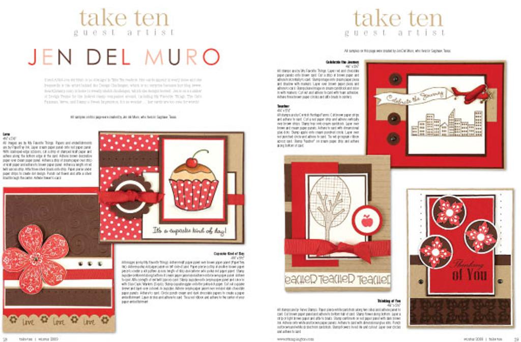 Take Ten Spring 2009