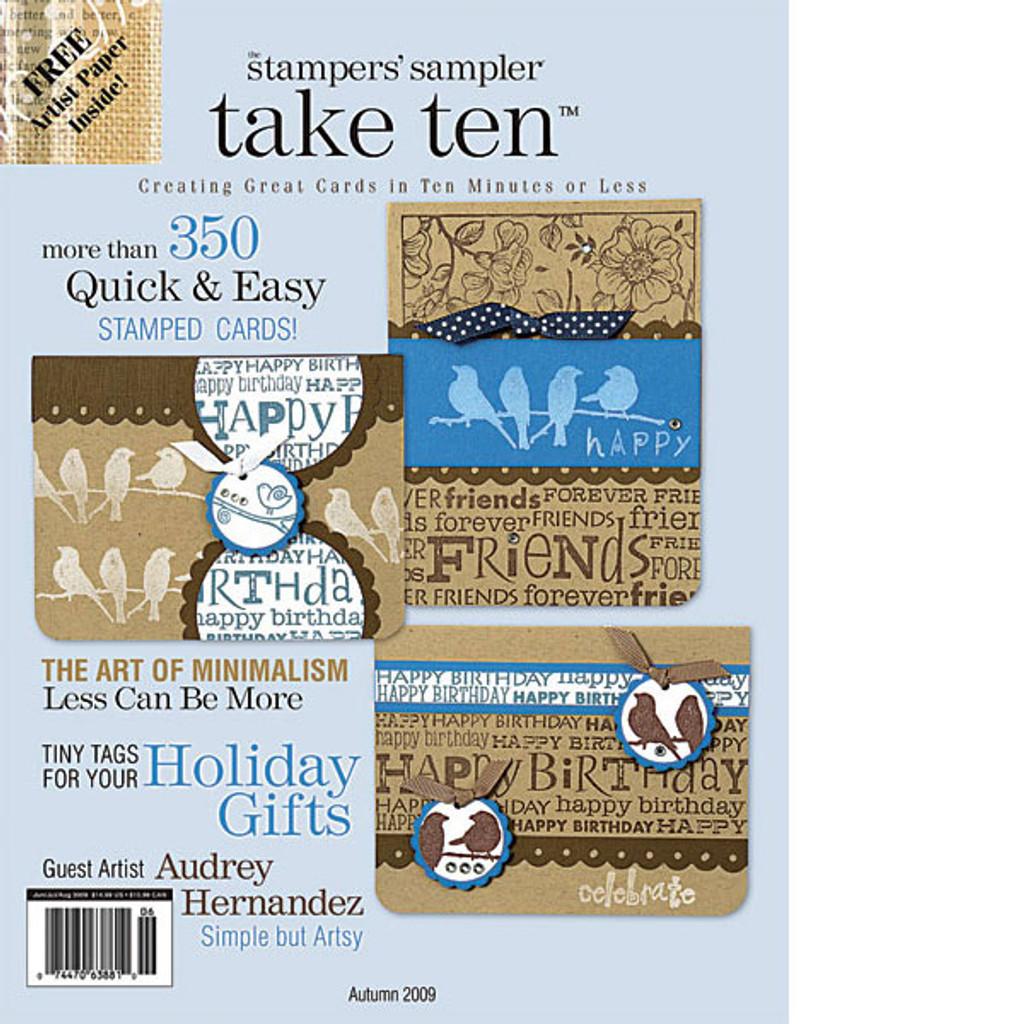 Take Ten Autumn 2009