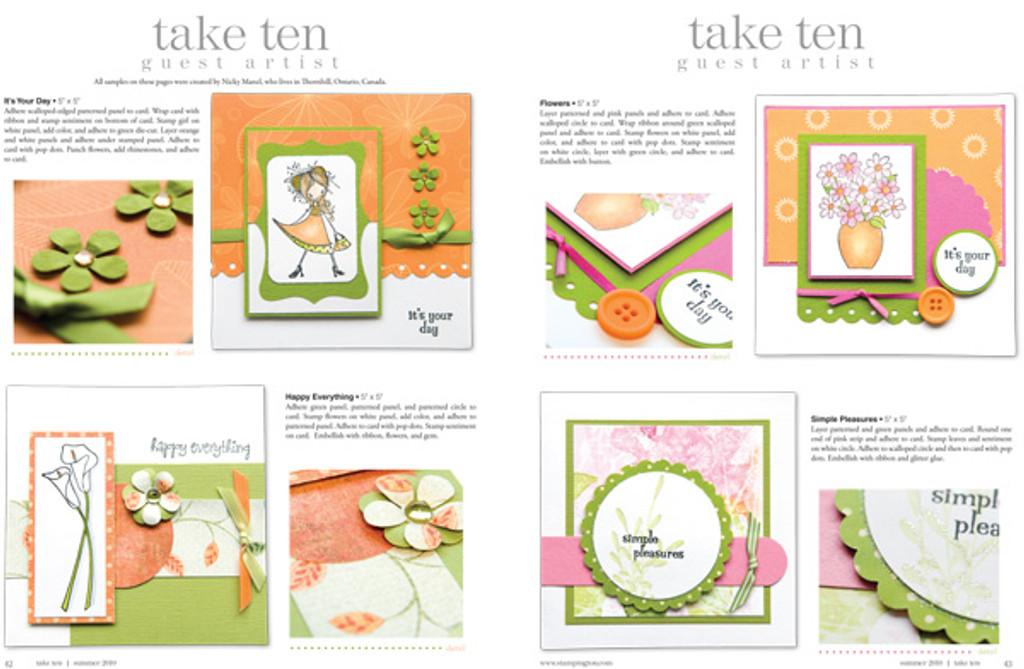 Take Ten Summer 2010