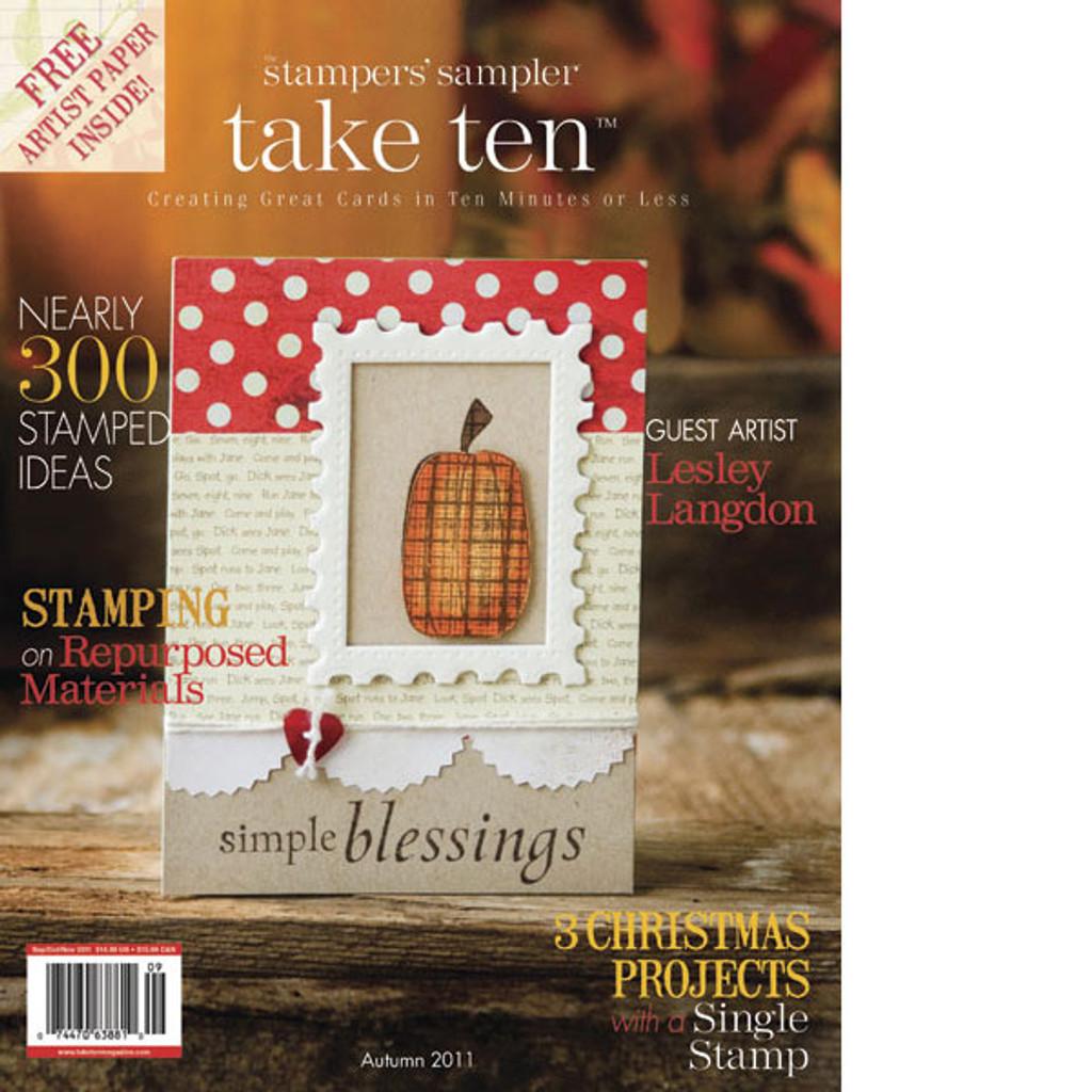 Take Ten Autumn 2011