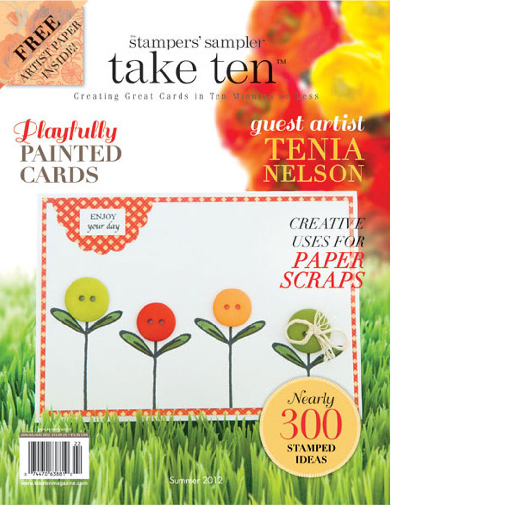Take Ten Summer 2012
