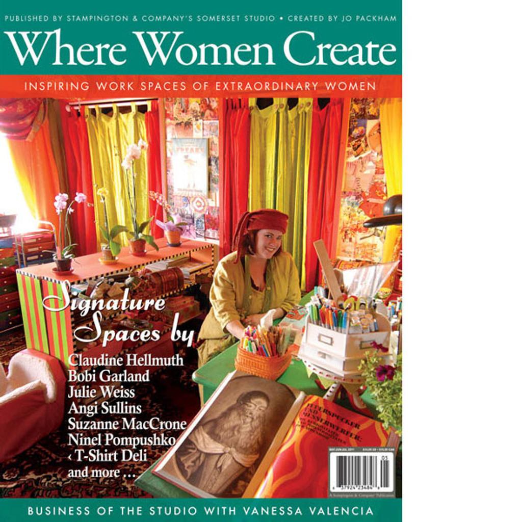 Where Women Create Summer 2011