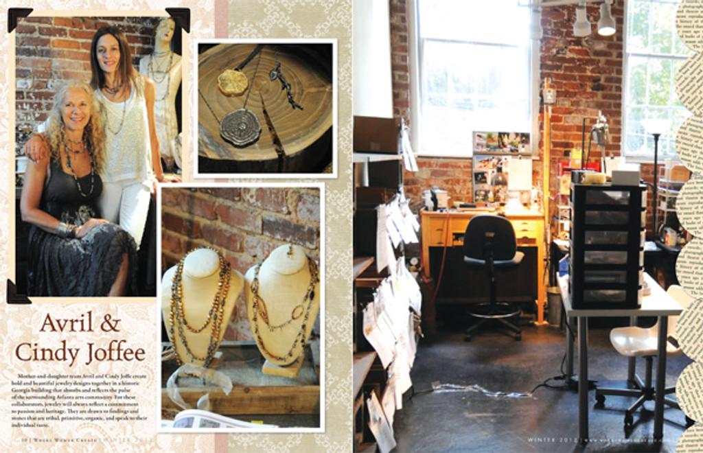 Where Women Create Winter 2012