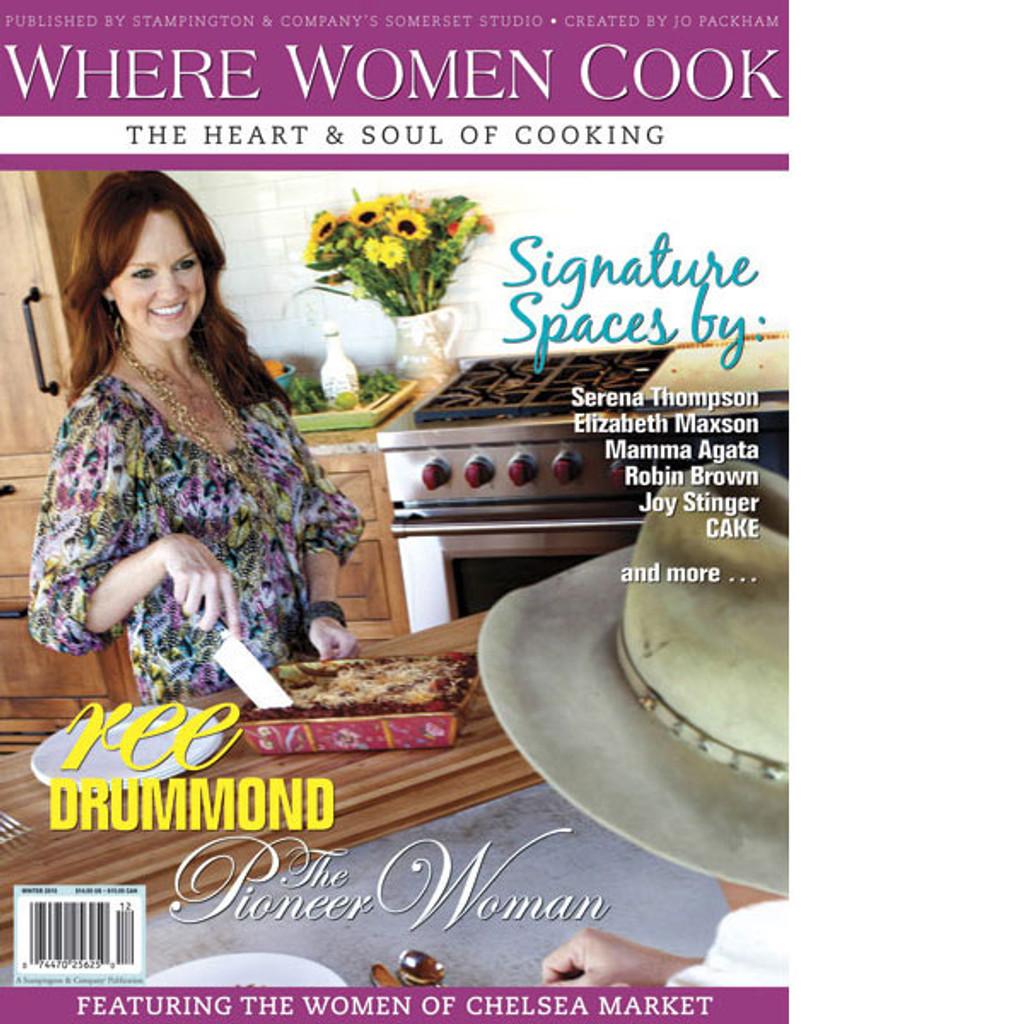 Where Women Cook Winter 2011