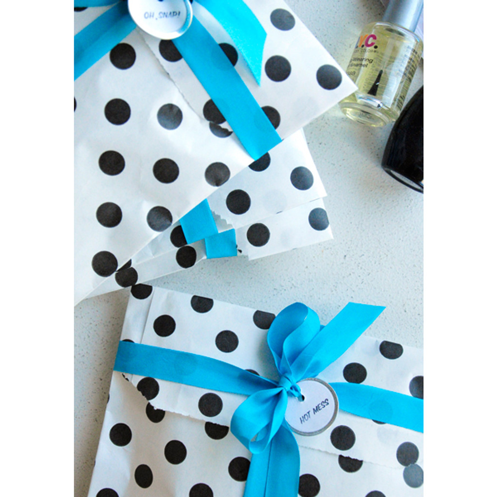 Girls' Night In — Gift Bags Project