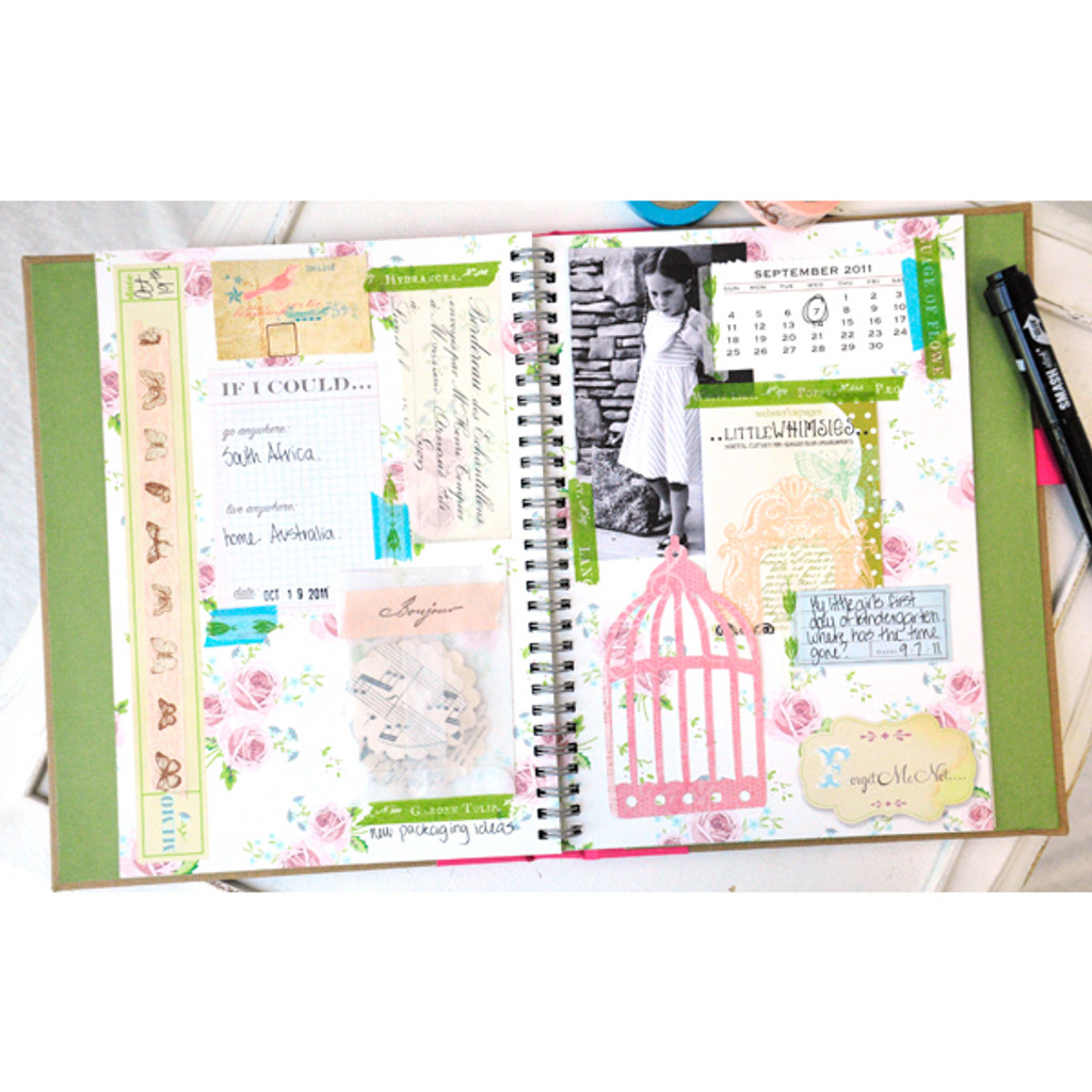 Shabby SMASH Pages Project