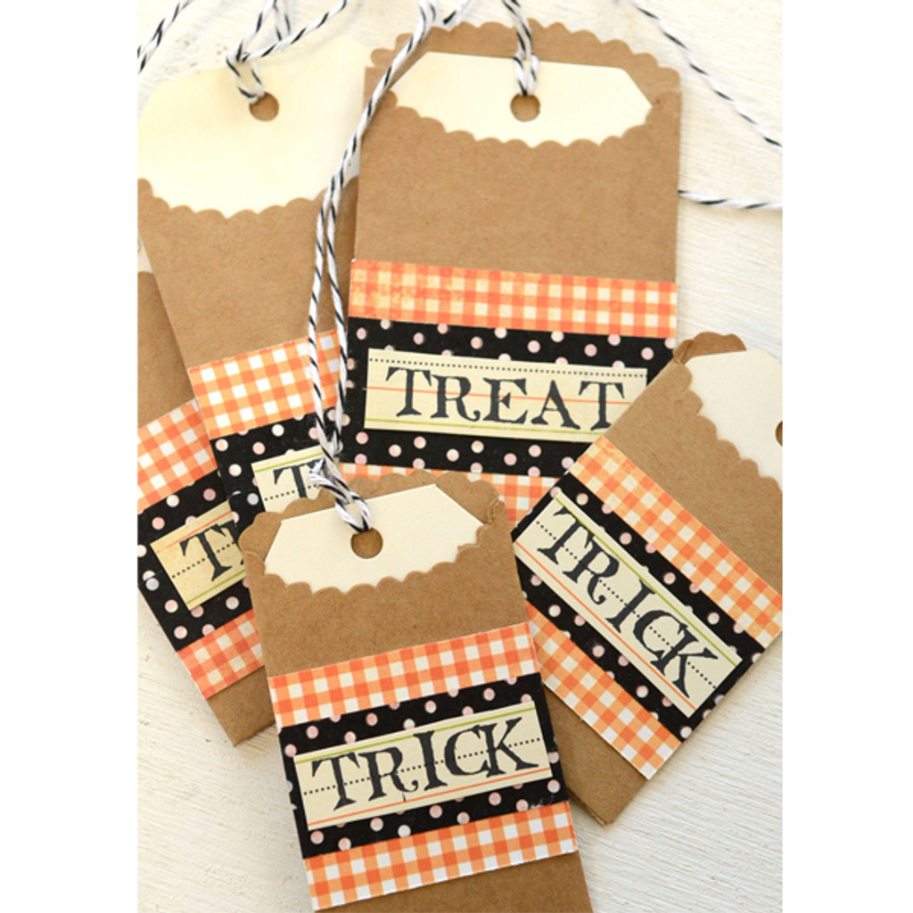 Trick or Treat Mini Bags Project