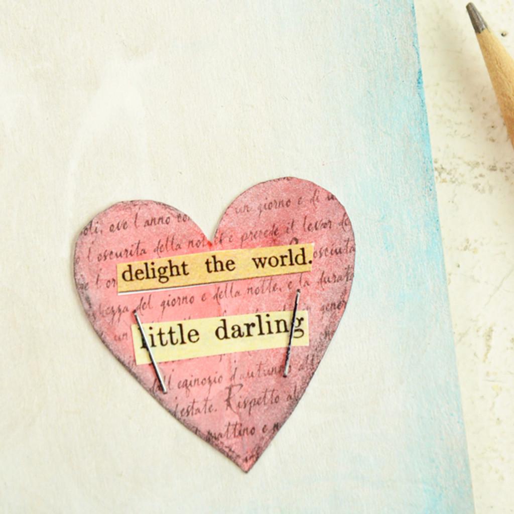 Delight the World Project by Christen Olivarez