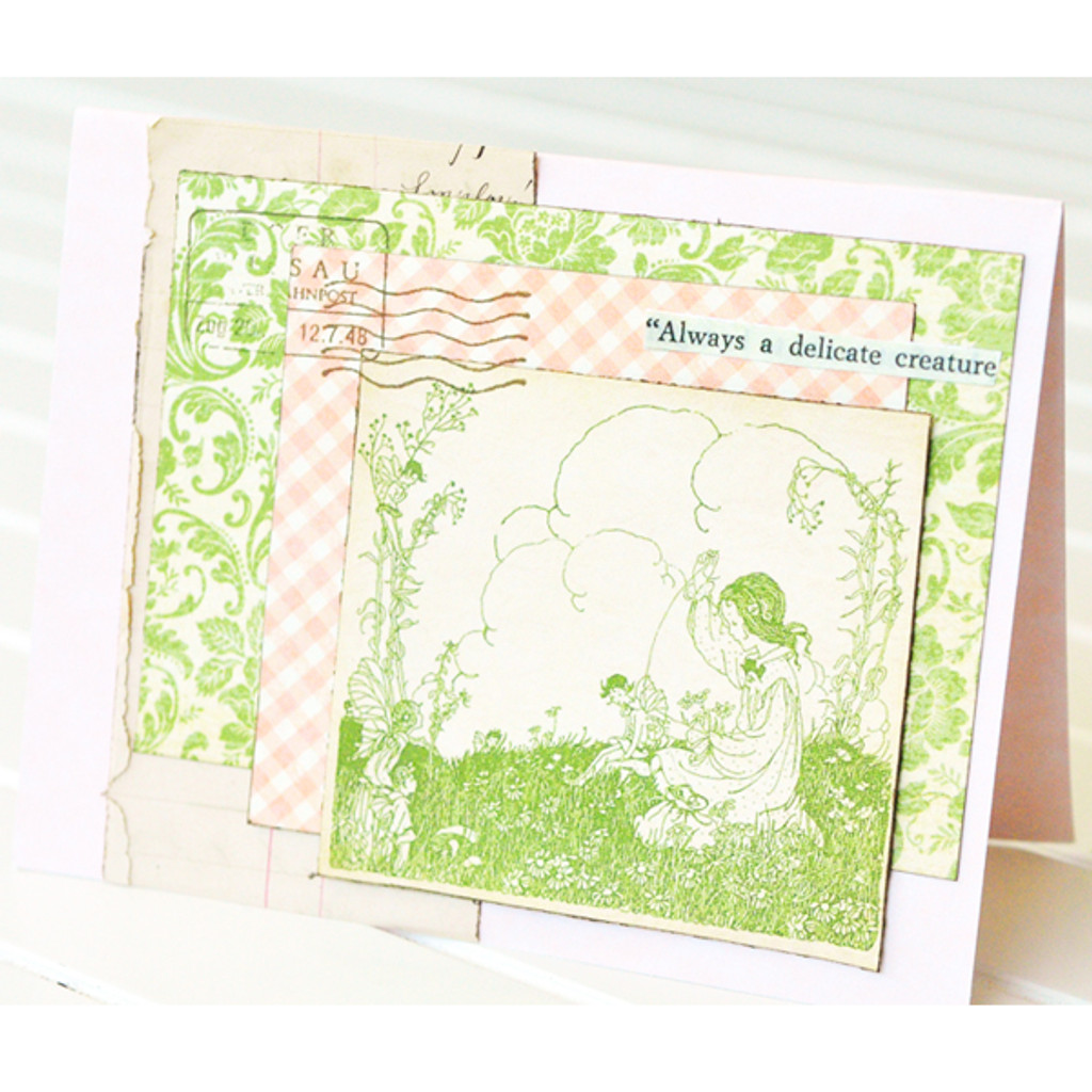 Fanciful Fairytale Card Set Project