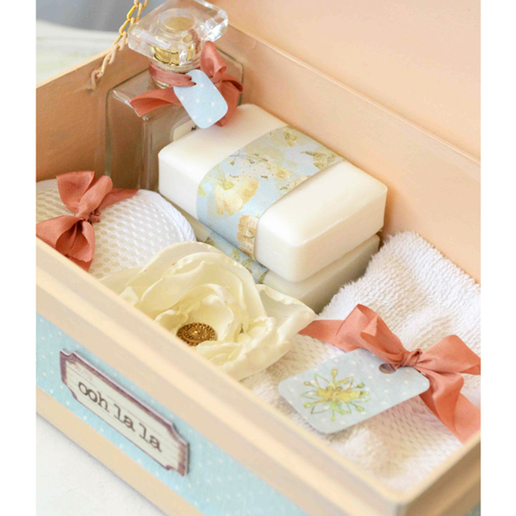 Ooh La La Gift Box Project